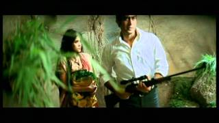 Hindi Film - Tango Charlie - Drama Scene - Ajay Devgan - Nandana Sen - Maarkat Ke Beech Mohabbat
