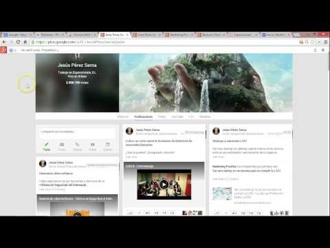 Google Plus enlaces Dofollow