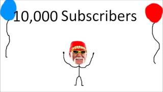 10,000 Subscriber Special