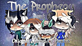 The Prophecy~ Original GLMM//Part 1//Inspired by Queen Kookie's Alpha Owner (1MIL VIEWS!!!)