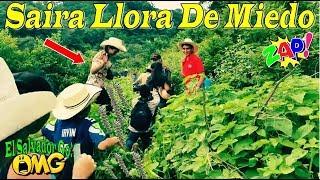 POBRE SAIRA SE LA QUIEREN COMER LOS GUSANOS - CONVIVIO CON EL SALVADOR ES Parte 4 | El Salvador Go