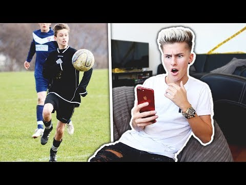 REACTING TO OLD PROFILE PICTURES *CRINGE*