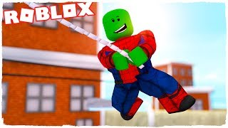👉 ¡SOY SPIDERMAN! - ROBLOX