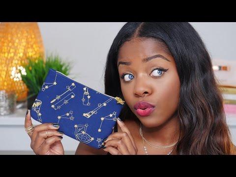 Whats in my November Glam Bag?!   Ipsy Glam Bag 2016