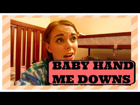 BABY HAND ME DOWNS (Day 262)*2015-5-19*