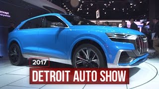 Audi goes fashion forward with the Q8 Concept