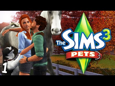 PETS // THE SIMS 3 | PART 1 — Country Gal'