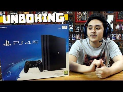 Playstation 4 Pro (PS4 Pro) Unboxing Hindi