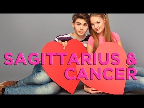 Are Cancer & Sagittarius Compatible?   Zodiac Love Guide