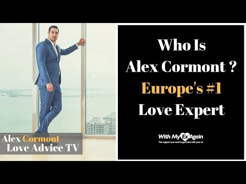 Alexandre Cormont Love Advice TV Interview