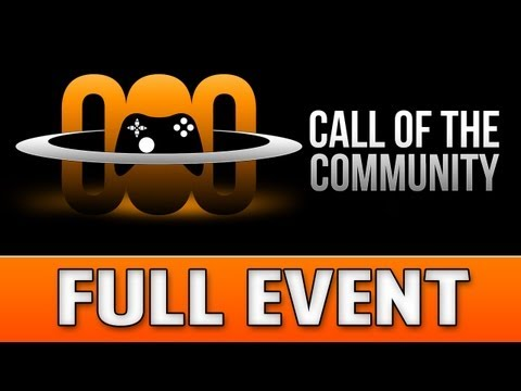 Call of The Community 2 -- FULL LIVE CHARITY EVENT