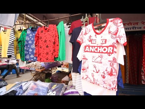 Crawford Market QUALITY CLOTHES FOR CHEAP (REASONABLE PRICE)