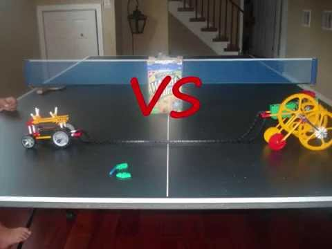 Knex car showdown!!!