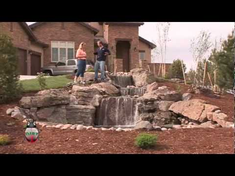 Rocky Mountain Ponds and Waterfalls - Get the Dirt Part 3 of 4