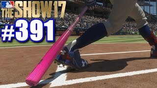 SUPER RARE BAT! | MLB The Show 17 | Road to the Show #391