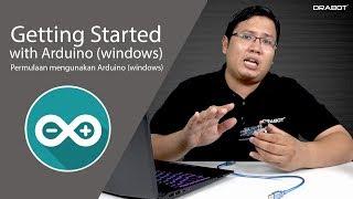 Permulaan Menggunakan Arduino (Windows)