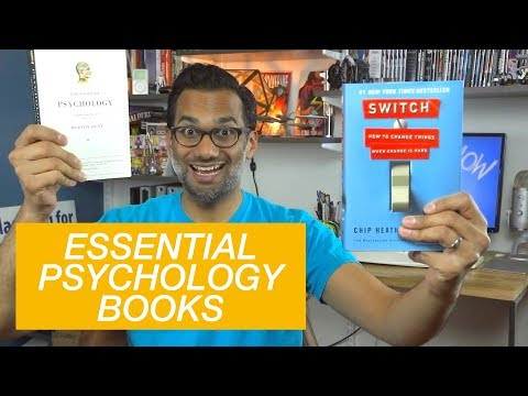 7 Essential Psychology Books