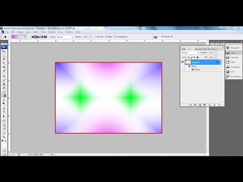 how to create photoshop backgrounds