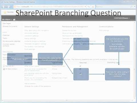 EPC Group - Working with Surveys in SharePoint 2010 - SharePoint Consulting