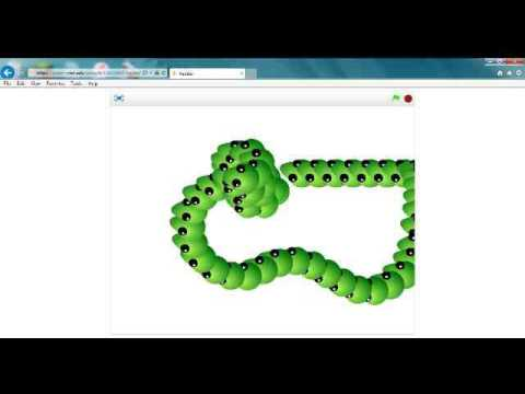 Making a Snake Game on Scratch