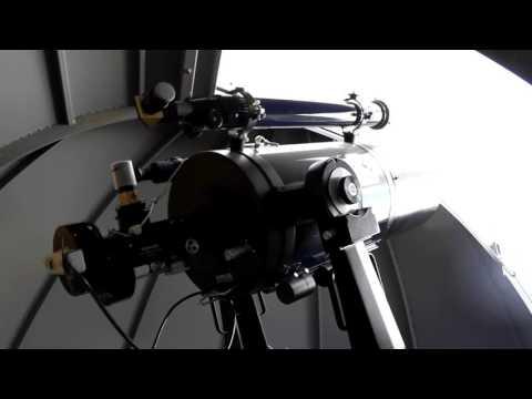Observatory Build