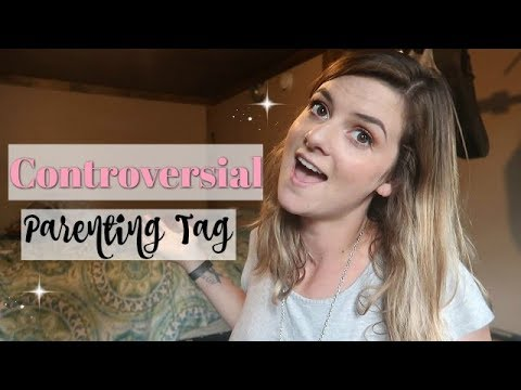 CONTROVERSIAL PARENTING TAG! | collab