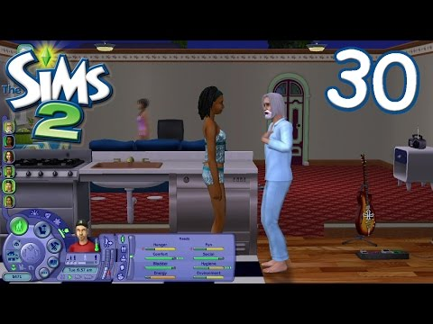 The Sims 2 Part 30 - Sad Times