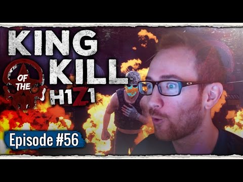 BEST GAME OF THE SEASON?! | H1Z1 King of the Kill #56