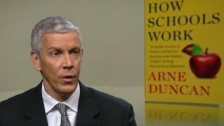 Former Education Secretary Arne Duncan Discusses Chicago