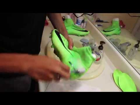 How to Clean your Soccer Cleats/ Football Boots 2.0 (SUPERFLY)