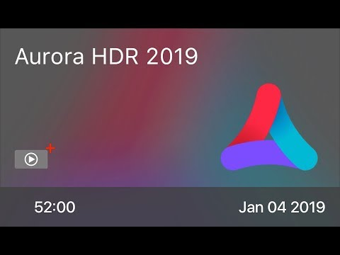 SCOM0801 - Aurora HDR 2019 - Preview
