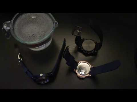 How to clean watches