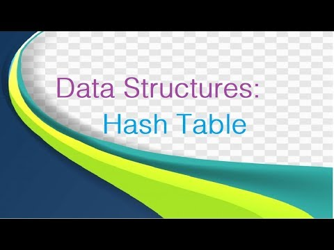 Hash Table C Program