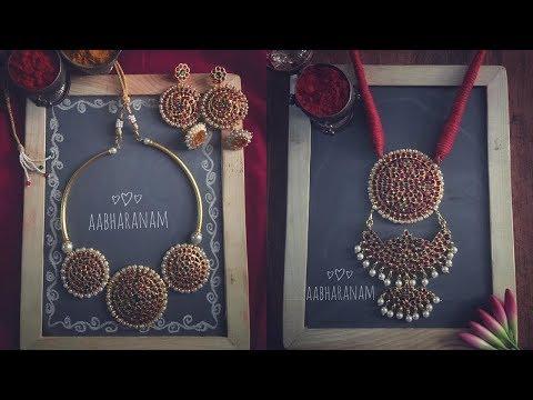 Bharatanatyam Temple Jewellery Designs & Where To Shop Online
