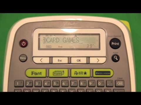 Brother P-Touch PT-D200 Review.  Can This Labeler Help You Get Organized?