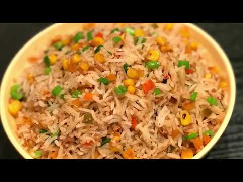 sweet corn fried rice | corn fried rice | How to make corn fried rice | Veg corn fried Rice