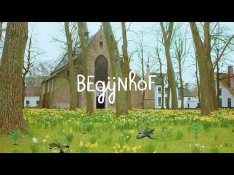 Explorez Bruges avec l'artiste Pieter Van Eenoge #ÇaCommenceici   Eurostar