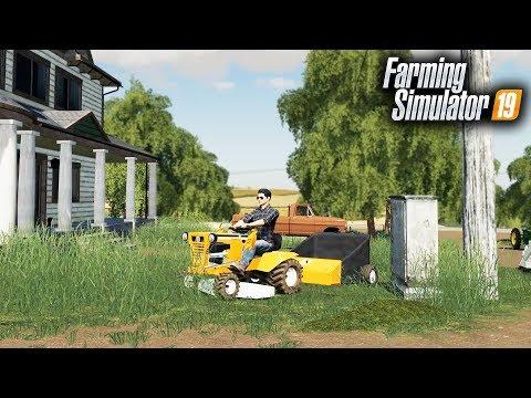 FARMING SIMULATOR 2017 | LAKE DAYS- GOING JETSKIING