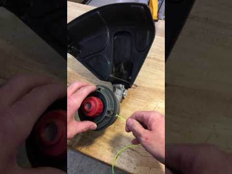 Correctly Load String in Ryobi Expand-It String Trimmer Attachment
