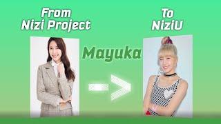 NiziU Mayuka - Nizi Project Compilation