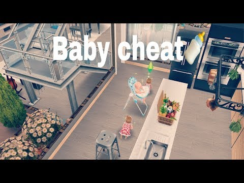 How to get more than 2 babies cheat - Sims Freeplay | Adalia Sims