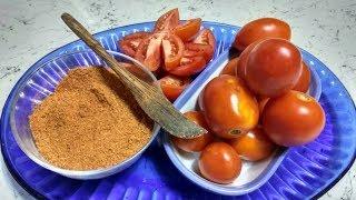 Ab na len Tomato mehnga Hone ki Tenssion /Tomato Powder Sundried