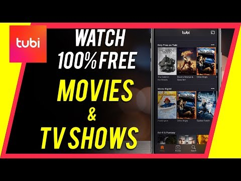 How to use Tubi to watch movies and tv for free