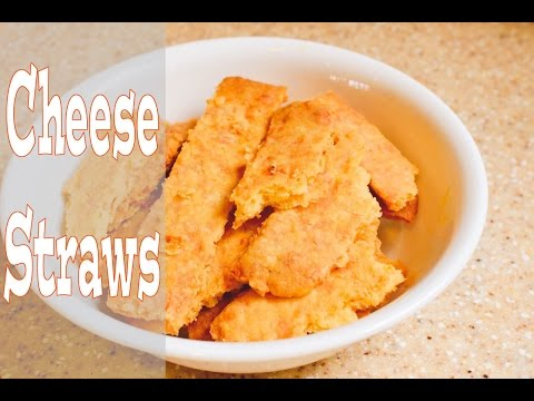 How To Make Cheese Straws (View in HD)