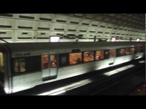 The Metro of Washington DC