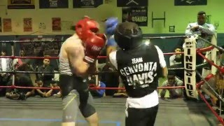 GERVONTA DAVIS SPARS HANAN GROVE IN PREPARATION FOR APRIL 1ST