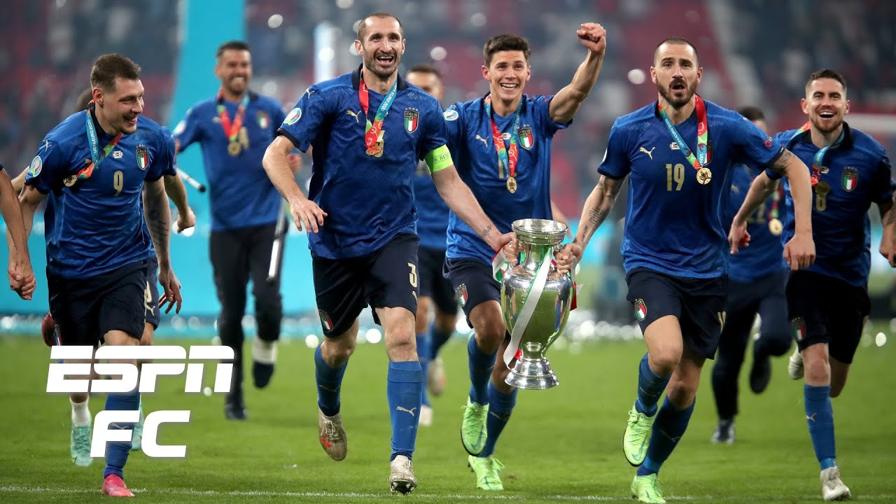 How Italy went from missing the 2018 World Cup to winning Euro 2020 | ESPN FC