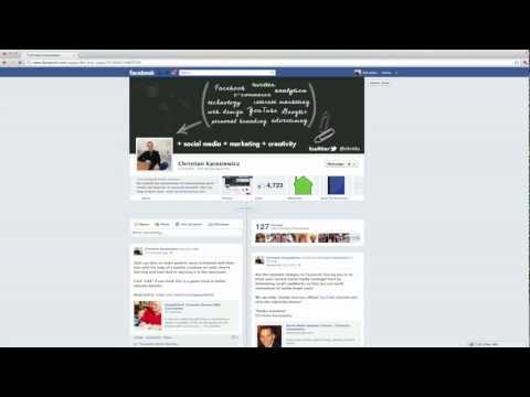 How to preview the new Facebook Pages layout on your Facebook Pages