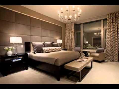 Luxury hotel master bedroom ideas