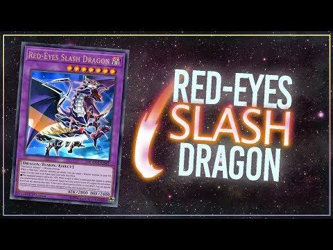 RED-EYES SLASH DRAGON [Yu-Gi-Oh! Duel Links]